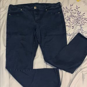 Maurices jeggings, 20 Regular